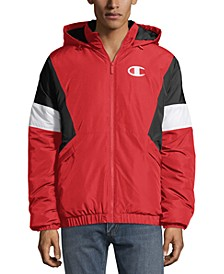 Men's Logo Anorak with Hood