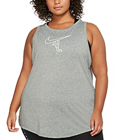 Plus Size Yoga Collection Dri-FIT Tank Top