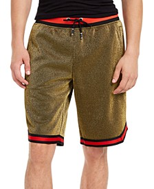 INC Men's Disco Shorts, Created For Macy's