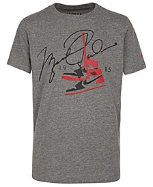 Little Boys Signature-Print T-Shirt