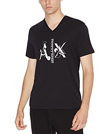Armani Exchange Men's Classic-Fit T-Shirt