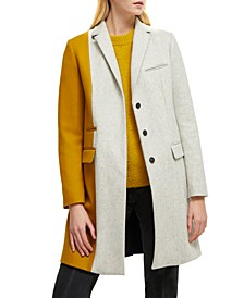 Carmelita Colorblocked Coat