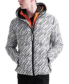 Men's Street Line Puffer Jacket