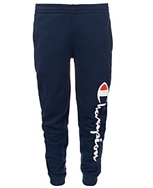 Big Boys Logo-Print Jogger Pants