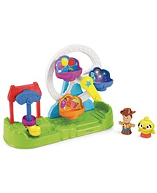 Fisher-Price® Toy Story 4 Little People Ferris Wheel Playset