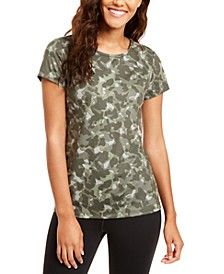 Camo T-Shirt, Created for Macy's