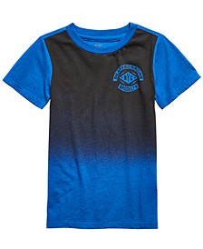 Toddler Boys Ombré Skateboard-Print T-Shirt, Created For Macy's