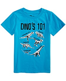 Toddler Boy Dinos 101 T-Shirt, Created For Macy's