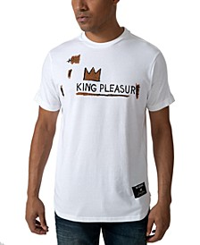 Men's Basquiat King Pleasure Graphic T-Shirt