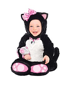 Infant Boys and Girls Itty Bitty Kitty Costume