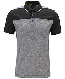 BOSS Men's Paule 1 Slim-Fit Polo Shirt