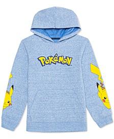Pokémon Big Boys Pokémon Pikachu Hoodie