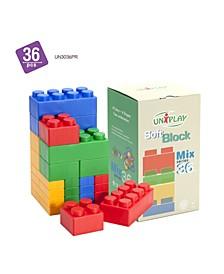 12 Plump and 24 Basic Mix Series 36 Piece Set