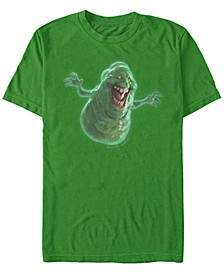 Ghostbusters Slimer A Men's Short Sleeve T-shirt