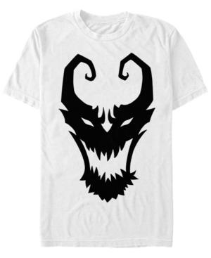 Marvel Men's Classic Anti-Venom Big Face Short Sleeve T-Shirt