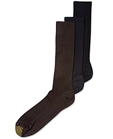 ADC Metropolitan 3 Pack Crew Dress Men's Socks