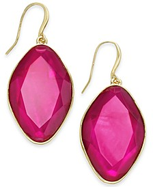 Stone Drop Earrings, Created For Macy's