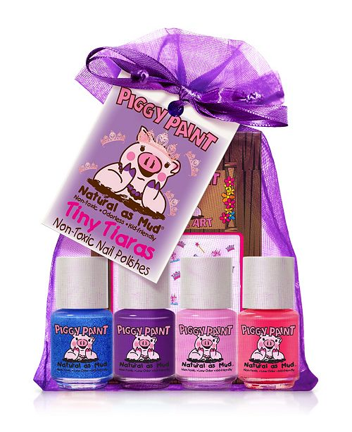 Piggy Paint Tiny Tiaras Nail Polish