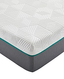 "Renue 12"" Copper & Gel Infused Memory Foam Hybrid Mattress- Queen"