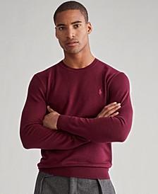 폴로 랄프로렌 크루넥 스웨터 Polo Ralph Lauren Mens Merino Wool Crew-Neck Sweater