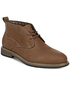 Men's Clutch Chukka Leather Boots