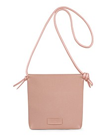 Esin Aka Rome Small Leather Shoulder Bag