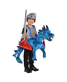 Toddle's Boys Ride on Dragon Costume
