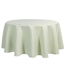"""McKenna Tablecloth, 70"""" Round"""