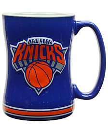 New York Knicks 14 oz Relief Mug