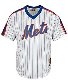 Men's New York Mets Cooperstown Blank Replica Cool Base Jersey