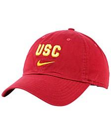 USC Trojans H86 Wordmark Swoosh Cap