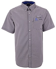Men's Kentucky Wildcats Super Harborside Button Up Shirt