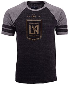Men's Los Angeles Football Club Moments of Momentum Tri-Blend T-Shirt