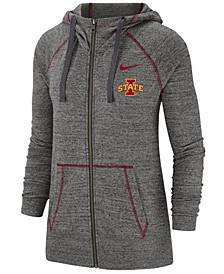 Women's Iowa State Cyclones Gym Vintage Full-Zip Jacket