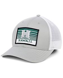 Hawaii Warriors Horizon Trucker Cap