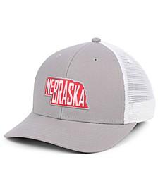 Nebraska Cornhuskers Hirise Trucker Cap