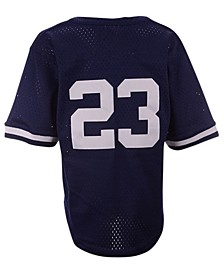 Don Mattingly Big Boys New York Yankees Mesh V-Neck Player Jersey