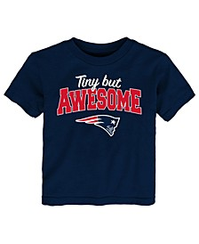 Toddlers New England Patriots Still Awesome T-Shirt