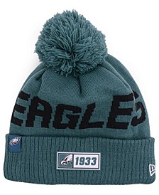 Philadelphia Eagles Road Sport Knit Hat