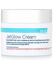 JetGlow Cream Neuropeptide Anti-Wrinkle Retexturizing Glow Cream, 1.7 oz