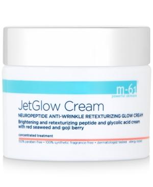 JetGlow Cream Neuropeptide Anti-Wrinkle Retexturizing Glow Cream