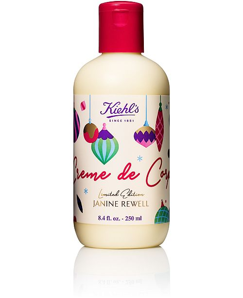 Kiehl's Since 1851 Limited Edition Creme de Corps Whipped Body Butter, 8.4-oz.