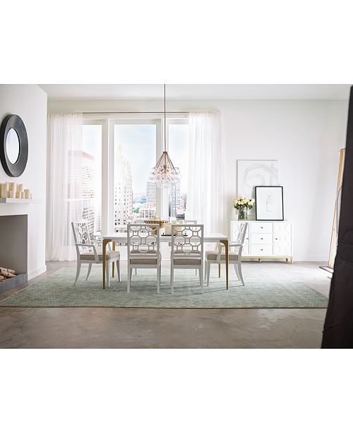 Furniture Chelsea Expandable Dining Furniture Collection