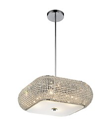 CLOSEOUT! Tiffany 4 Light Chandelier