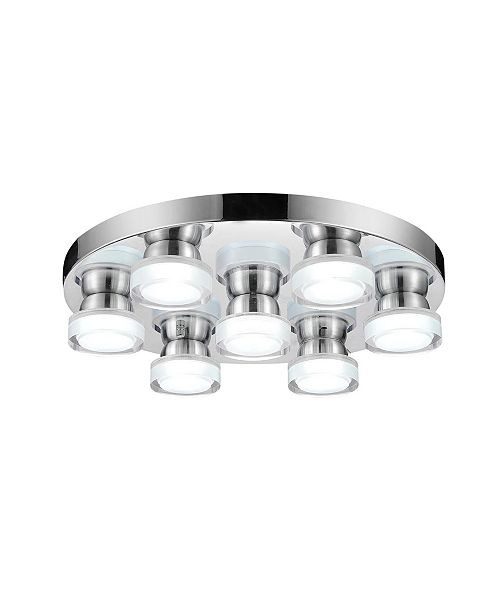 CWI Lighting Paulina LED Flush Mount