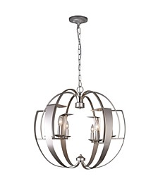Verbena 6 Light Chandelier