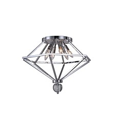 Calista 6 Light Flush Mount