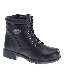 Harley-Davidson Women's Raine Steel Toe Work Boot