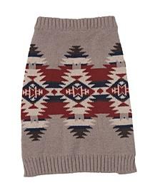 Mountain Majesty Dog Sweater, Small