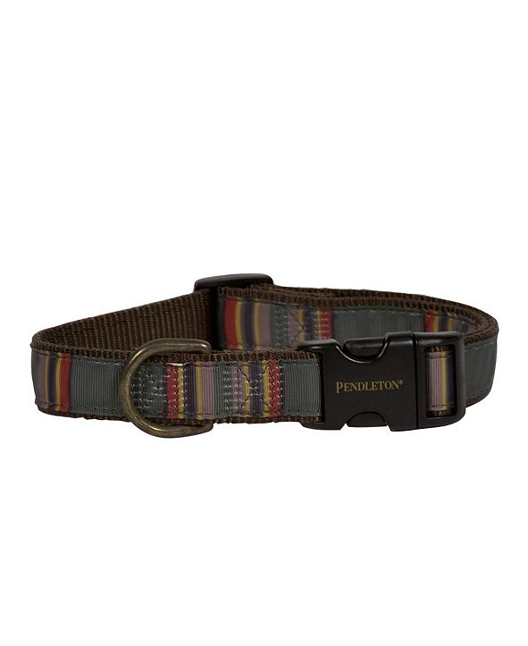 Pendleton Yakima Camp Dog Collar, Small to X-Large